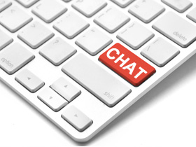 chat tastatur